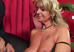 The plumber gives blowjob for a hemtai comics sexy mother in the bathroom